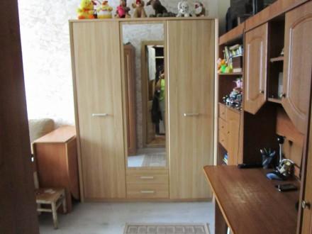 Продам однокімнатну квартиру квартиру в гуртожитку. Луцк. фото 1