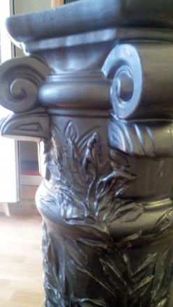 подставка под цветы, керамика. Київ. фото 1