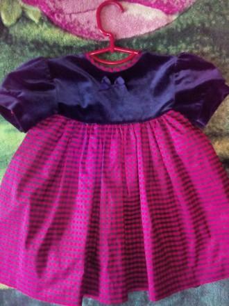 Платье для девочки. Запорожье. фото 1