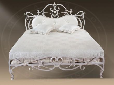Кровати кованые под заказ. Киево-Святошинский. фото 1