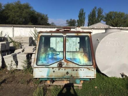 кабина трактор т-150. Мелитополь. фото 1