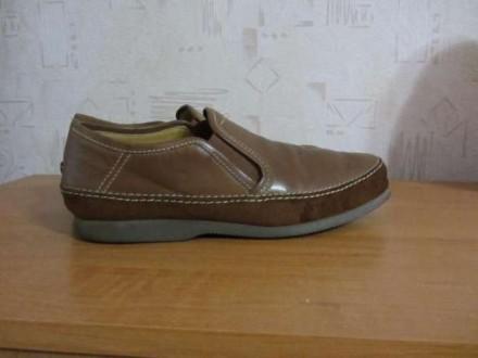 Мужские  туфли Индия р.41. стелька 26.5см. Запорожье. фото 1