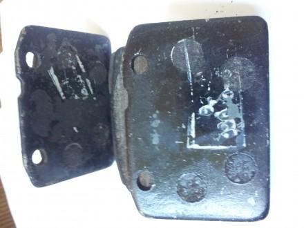Колодки тормозные передник ВЗЗ 2101-07 ЧЕРНЫЕ , новые, 50гр пара. Розумный торг. Чернигов, Черниговская область. фото 3