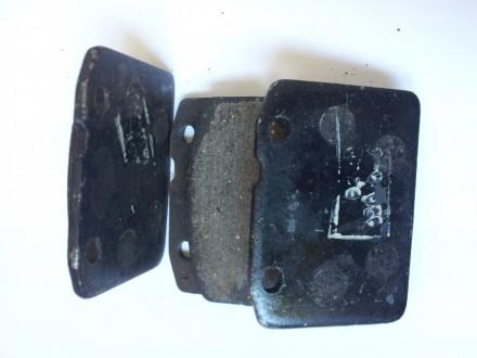 Колодки тормозные передник ВЗЗ 2101-07 ЧЕРНЫЕ , новые, 50гр пара. Розумный торг. Чернигов, Черниговская область. фото 5