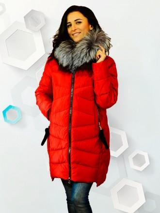 Куртка женская Visdeer 7316. Черкаси. фото 1