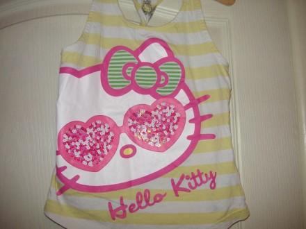 майка 8 лет, Hello Kitty. Чернігів. фото 1