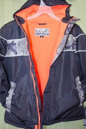 Куртка зимняя Rothschild из Америки. Киев. фото 1