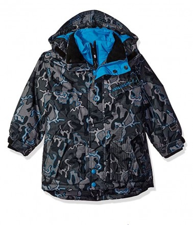 Лыжная термокуртка известного американского бренда Big Chill. Оригинал. Киев. фото 1