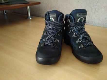 Сапожки ботинки INDRA Tex ( чоботи сапоги ). Ровно. фото 1