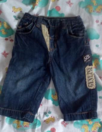 Джинсы для маленького стиляги )) (джинси). Ровно. фото 1