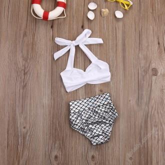 Купальник для маленьких девочек Кэйти (детский) фото 3-5 Ткань: полиэстер, спан. Кременчуг, Полтавская область. фото 6