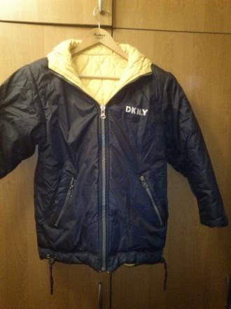 Куртка зимняя подростковая. Мариуполь. фото 1