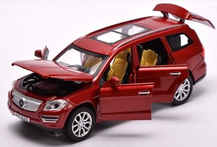 Mercedes-Benz GL 500. Коллекционная модель. 1:32. Днепр. фото 1