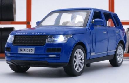 Range Rover Sport. Коллекционная модель автомобиля. 1:32. Днепр. фото 1
