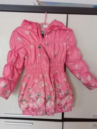 курточка на девочку. Жмеринка. фото 1