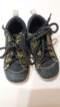 Демисезонные ботинки Ecco,р.24 Унисекс. Чернігів. фото 1