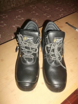 Ботинки -рабочие мужские 43 рр. Мариуполь. фото 1