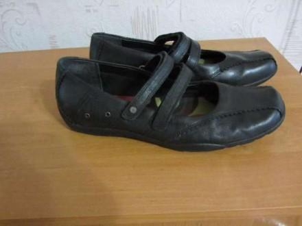 Женские туфли -балетки Bootleg размер 6 1/2 (стелька 26см ). Запорожье. фото 1