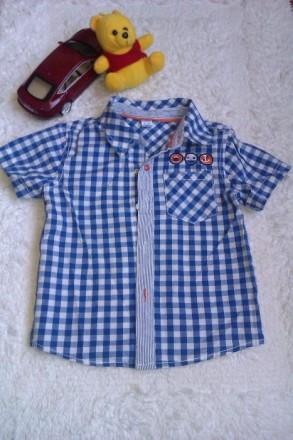 Суперова рубашка на літо. Рівне. фото 1