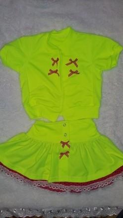 Продам костюм для дівчинки. Новий!. Ровно. фото 1