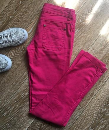 Розовые джинсы от denim co. Ровно. фото 1