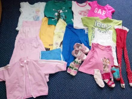 Пакет детской одежды. Сумы. фото 1