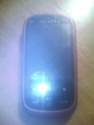 Телефон Alcatel one touche 890D. Ивано-Франковск. фото 1