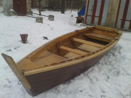 строим и продаем лодки , баркасы. Хорол. фото 1
