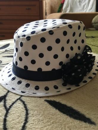 Шляпка для девочки. Владимир-Волынский. фото 1