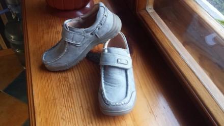 Детские туфли кожаные 32 размер. Житомир. фото 1
