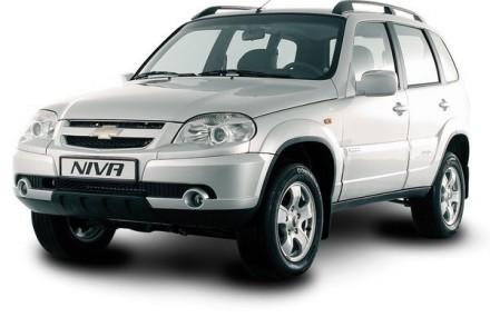 Авто в рассрочку Шевроле Нива, оплата частями, новый Chevrolet Niva. Киев. фото 1