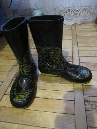 Гумові чоботи Clarks, 30 розмір. Ровно. фото 1