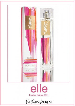 Yves Saint Laurent Elle Limited Edition 2011 туалетная вода 90 ml. Ив Сен Лоран. Киев. фото 1
