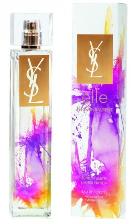 Yves Saint Laurent Elle Limited Edition 2010 туалетная вода 90 ml. Ив Сен Лоран. Киев. фото 1