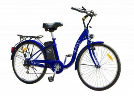 Электровелосипед FAMILY 2 2018  (Blue). Одесса. фото 1