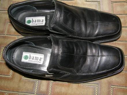 Туфлі шкіряні 43р. Львов. фото 1