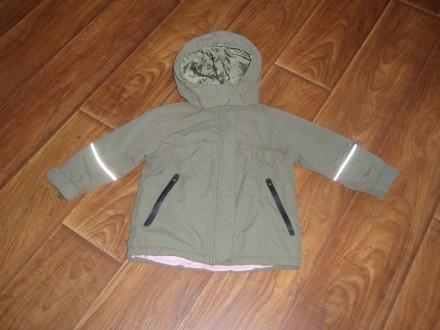 Курточка, куртка Н&M, 110 с. Николаев. фото 1