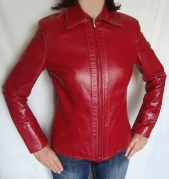 Куртка шкіряна з Німеччини натуральная кожа. Ровно. фото 1