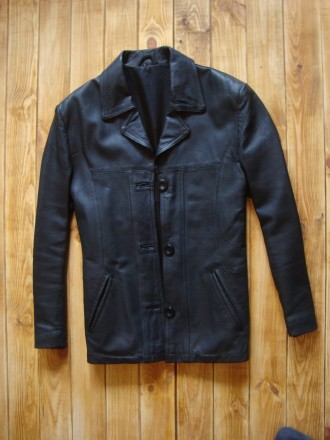 Куртка шкіряна жіноча з Німеччини. Ровно. фото 1