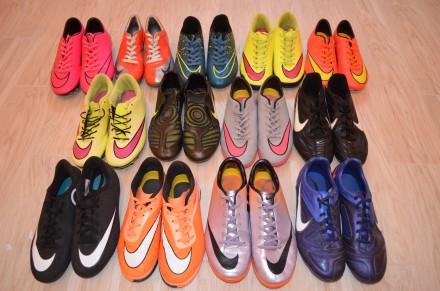 Футзалки , бутсы, копы, сороконожки - Nike. Житомир. фото 1