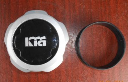 Колпак на металлический диск Киа спортейдж 1994-2004г 1шт..В отличном состоянии.. Мала Виска, Кировоградская область. фото 3