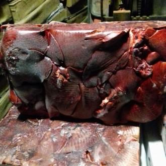 Продам оптом печінку свинячу заморожену поліблок 20кг Німетчина Тьонис! Доставка. Киев, Киевская область. фото 3