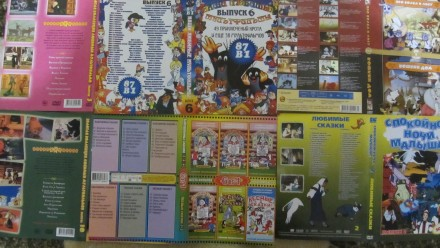 Детские фильмы на DVD(б/у, отл. сост., коробка, цв. полиграфия, хор. качество за. Сумы, Сумская область. фото 12