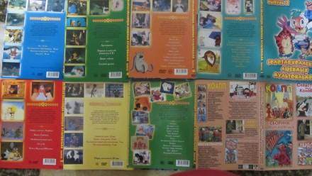 Детские фильмы на DVD(б/у, отл. сост., коробка, цв. полиграфия, хор. качество за. Сумы, Сумская область. фото 11