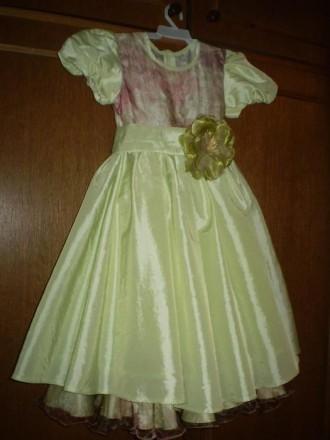 Нарядное платье. Житомир. фото 1