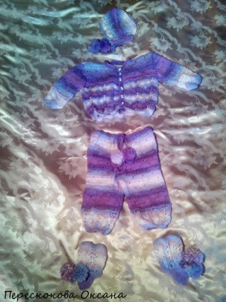 Комплект для малыша. Винница. фото 1