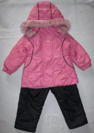 Зимний костюм (куртка +комбинезон). Ровно. фото 1