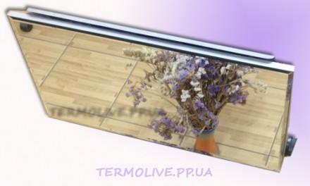 Керамический инфракрасный обогреватель «Венеция» ПКИТ 250 Зеркало. Суми. фото 1