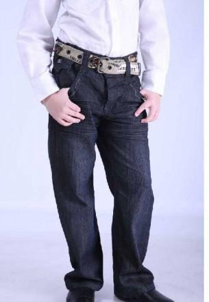 Крутые Джинсы, брюки на мальчика 5,6,7,8,9,10,11,12,13 лет. Мариуполь. фото 1
