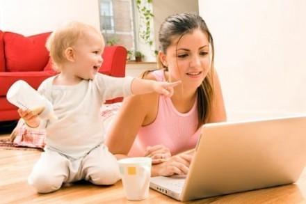 Работа на дому для мам в декрете и не только. Богородчаны. фото 1